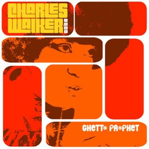 Charles Walker Band / Groove Heavy / Mojomatic