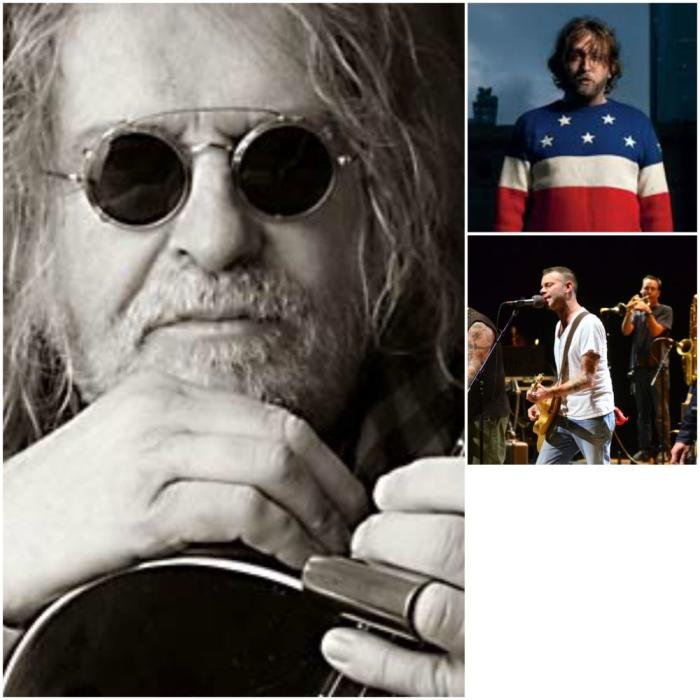 Ray Wylie, Hayes Carll, Lucero COMBO Ticket
