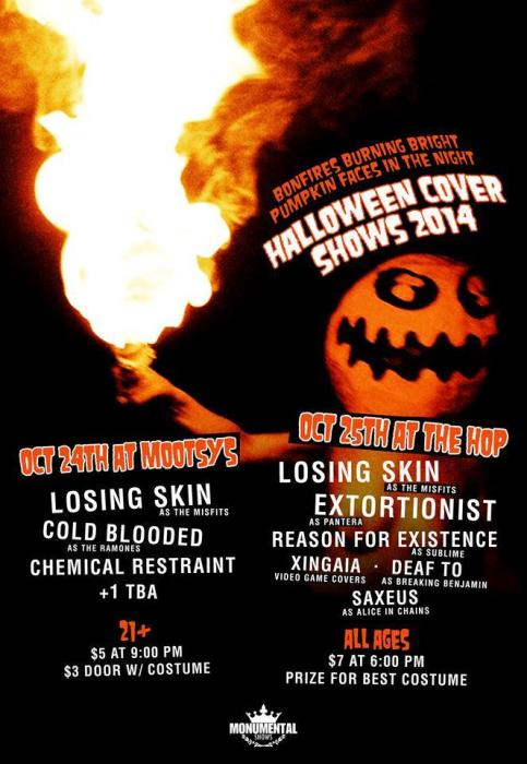 HALLOWEEN Cover Show!