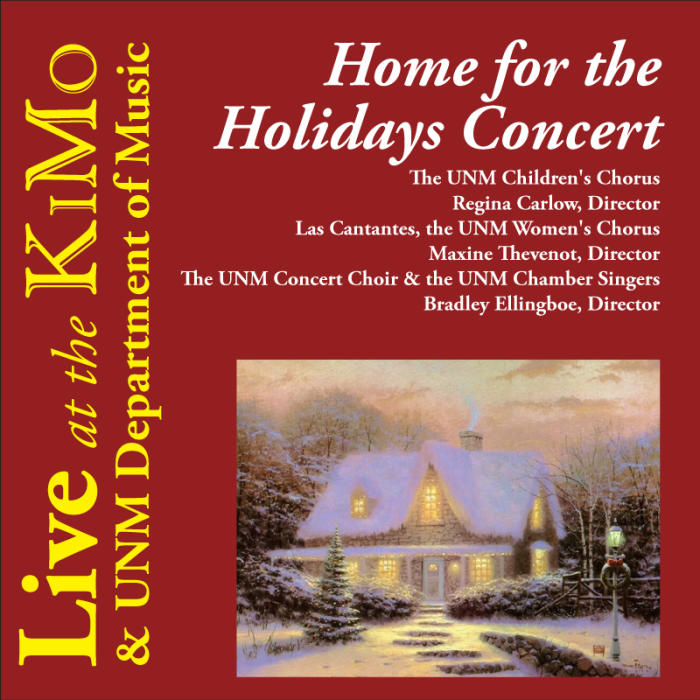 """UNM """"Home for the Holidays Concert"""""""