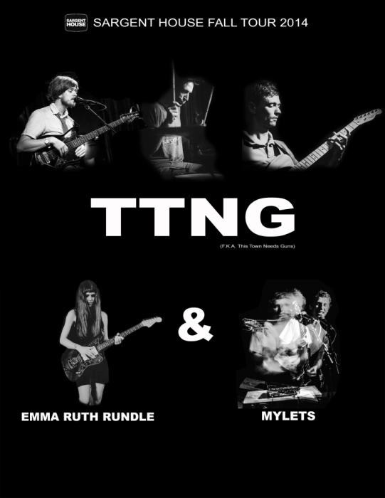 TTNG w/ Special Guests Emma Ruth Rundle & Mylets