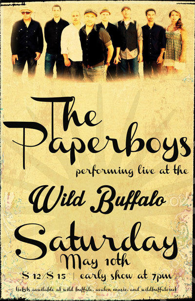 The Paperboys
