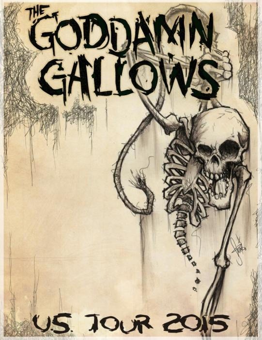 The Goddamn Gallows, The Hobo Gobbelins, Dirty Kid Discount