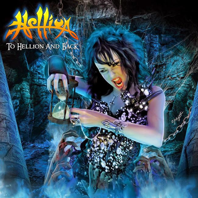 Hellion, Dark White Light, OneFall
