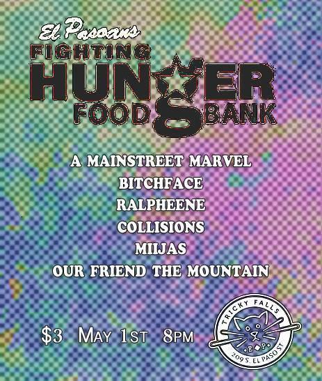Fighting Hunger Food Bank Benefit