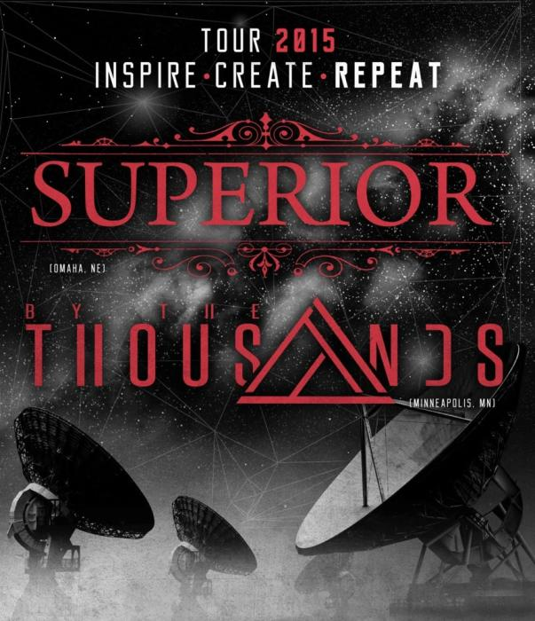 By the Thousands (MN) ~ Superior (NE) ~ MORE TBA