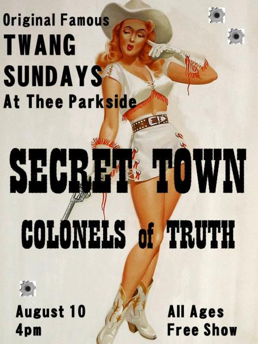 Secret Town, Colonels Of Truth