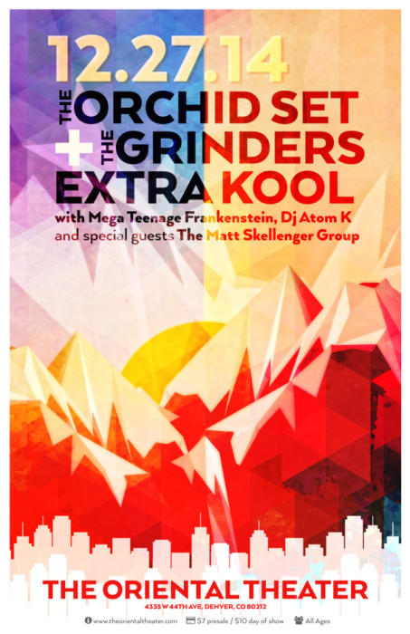 The Orchid Set / Extra Kool / The Grinders
