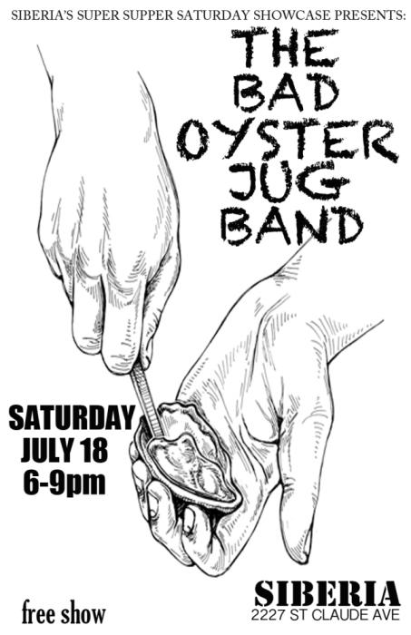 BAD OYSTER BAND