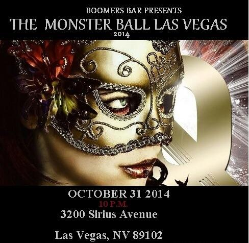 The Monster Ball Las Vegas 2014