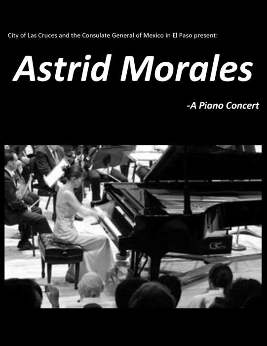 Piano Concert by Astrid Morales