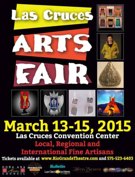 2015 Las Cruces Arts Fair