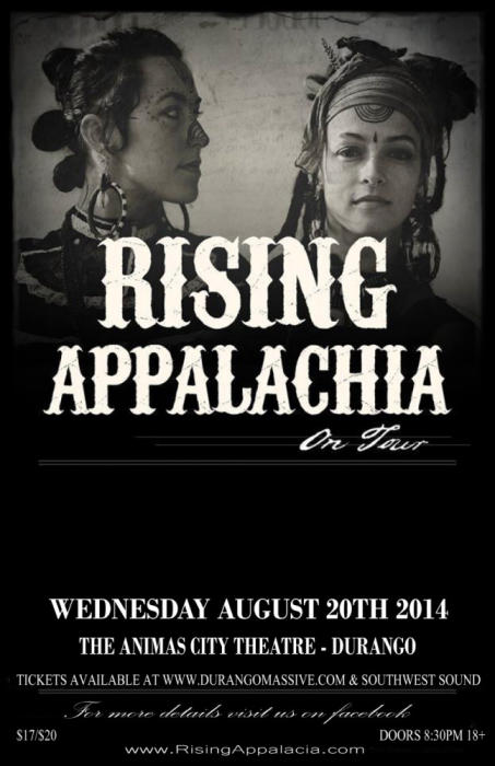 RISING APPALACHIA