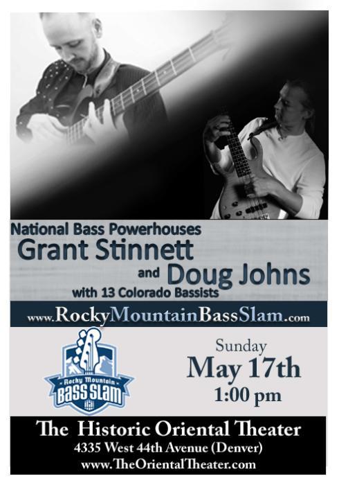 Rocky Mountain Bass Slam feat. Grant Stinnett & Doug Johns