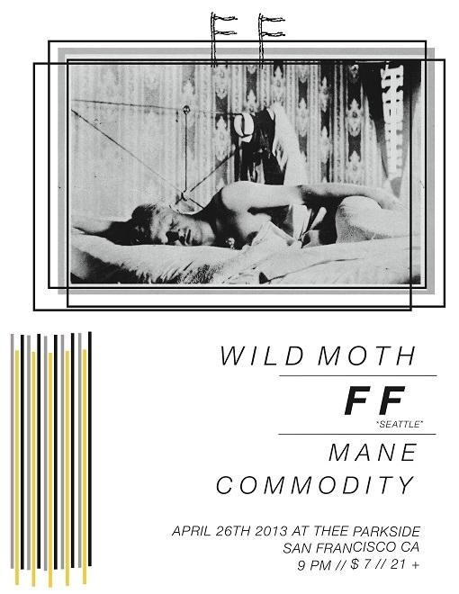 Wild Moth, FF, Mane, Commodity