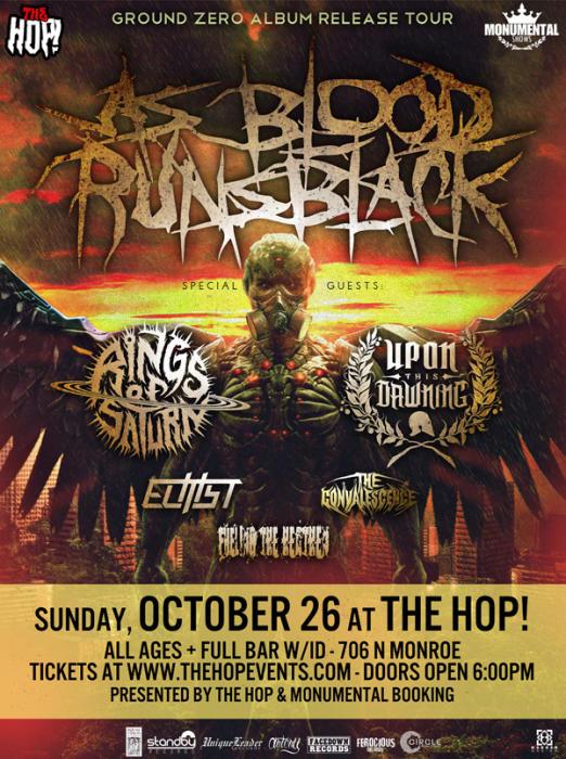 As Blood Runs Black