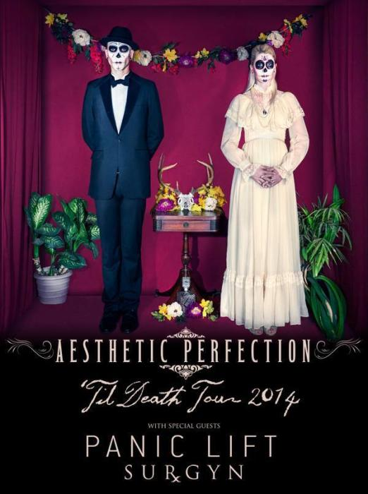Vendetta Music presents: AESTHETIC PERFECTION