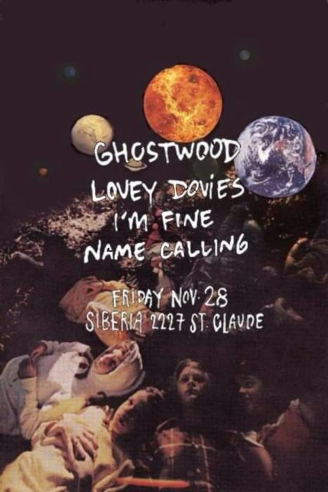 The Ghostwood | Lovey Dovies | I