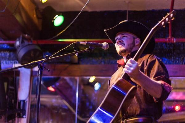 Mark Cline Bates (CD Release) / The Jeff Ellis Band / The Horse Traders