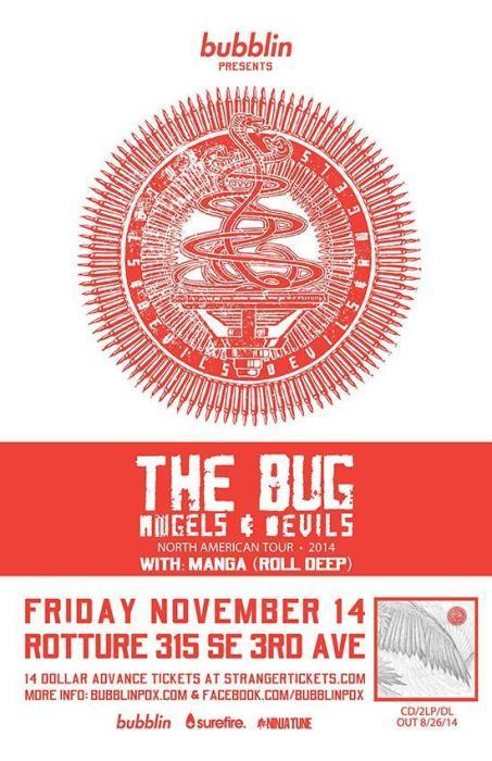 THE BUG (NINJA TUNE - UK)