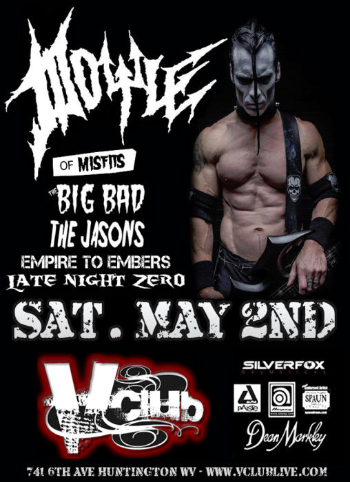 Doyle / The Big Bad / The Jasons / Empire To Embers / Late Night Zero
