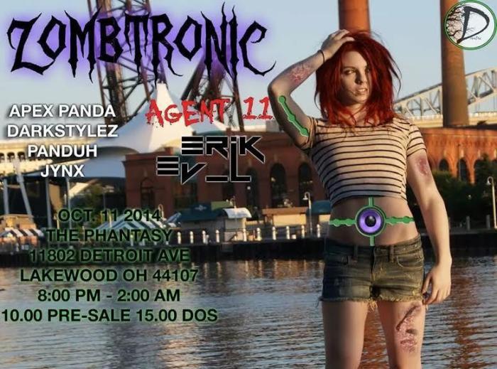 DruiDic Productions Presents: Zombtronic