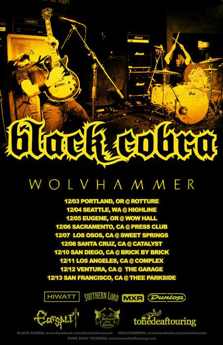Black Cobra, Wolvhammer