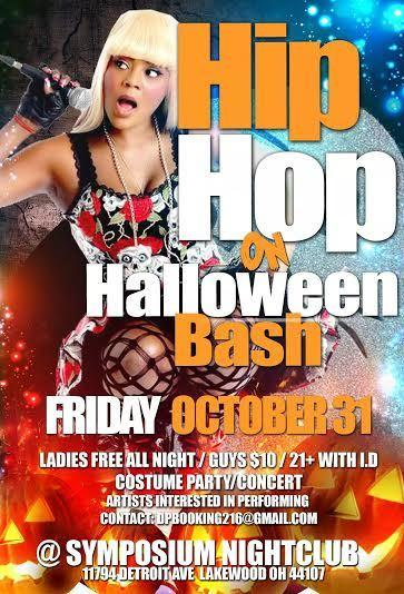 DRAFT PICK PRESENTS HIP HOP ON HALLOWEEN BASH