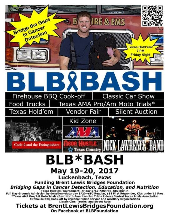 blb bash brent lewis bridges foundation fredericksburg luckenbach texas may 20th 2017 900 am