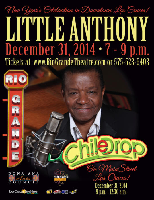 Little Anthony in Concert