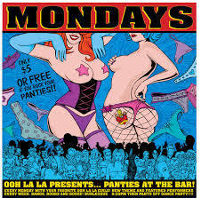 Panties At The Bar! with Minor Note Orchestra