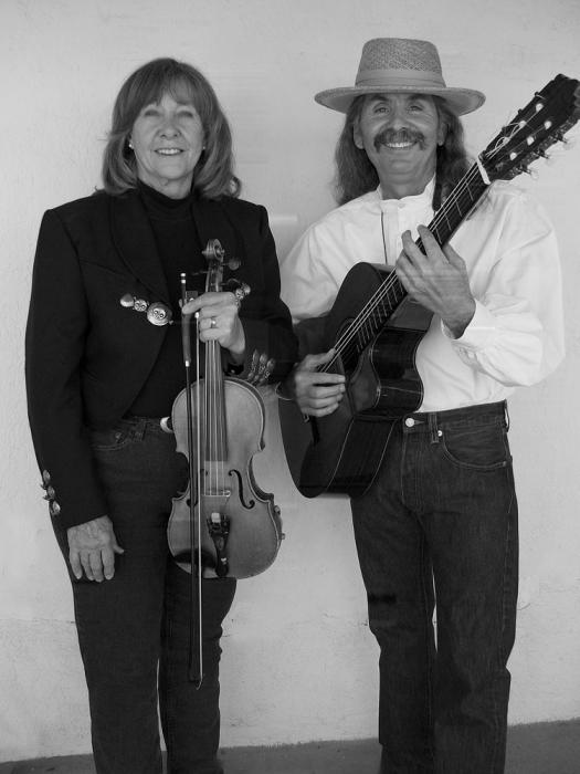 Audrey Davis and John Archuleta