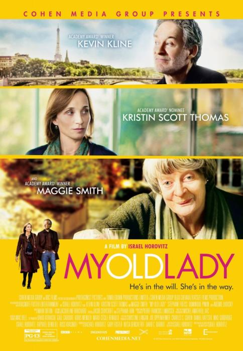 MY OLD LADY (FEATURED FILM)