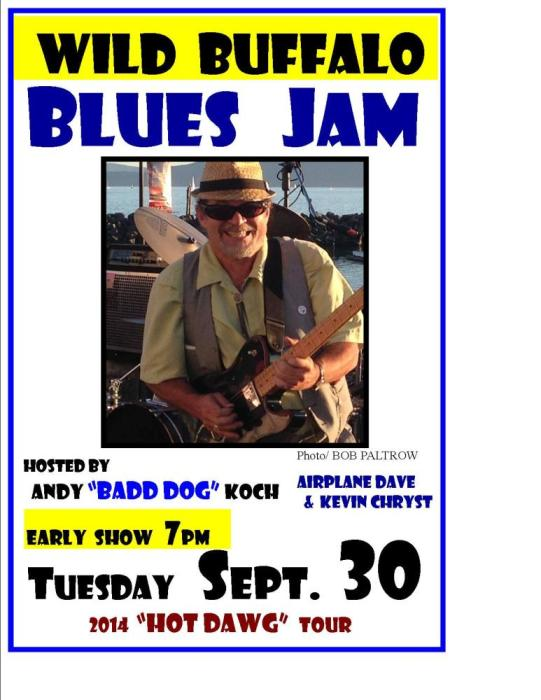 Blues Jam ft. Andy