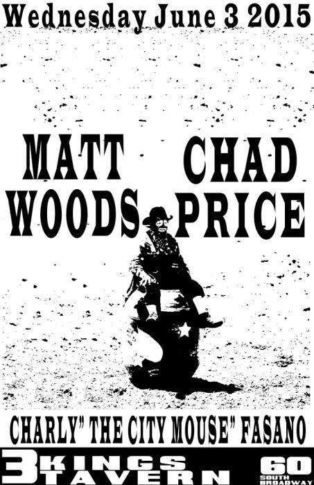MATT WOODS RESIDENCY