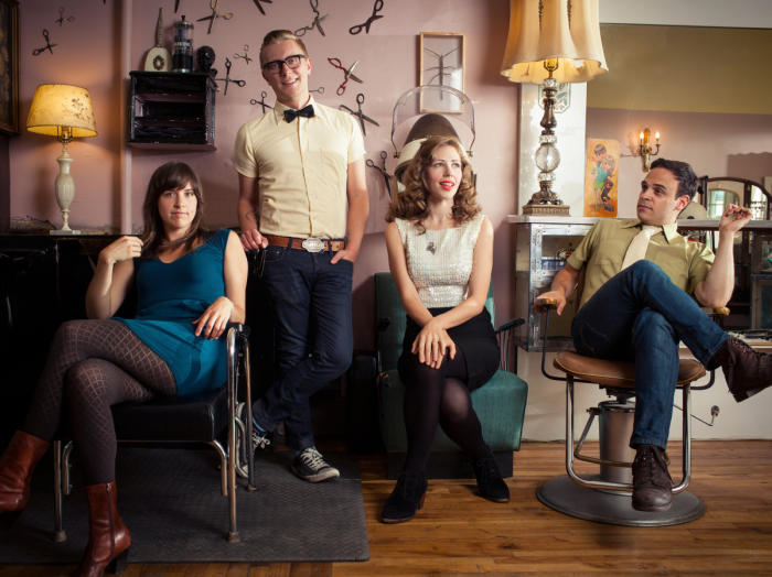 LAKE STREET DIVE • AUG. 10 • SOL SANTA FE PATIO