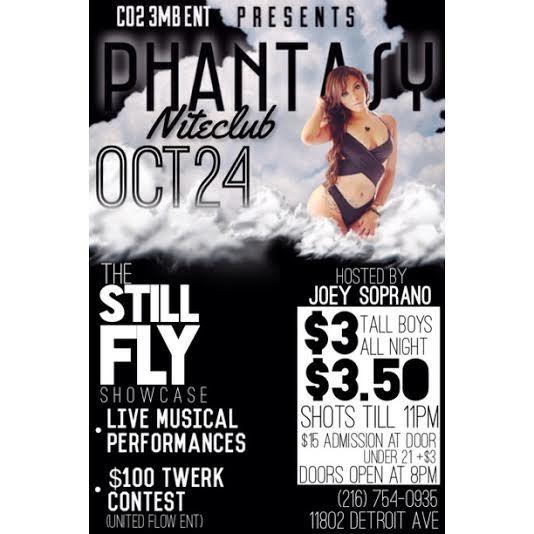 THE STILL FLY SHOWCASE HOSTED BY JOEY SOPRANO