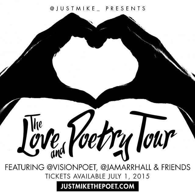 The Love and Poetry Tour hits OAKLAND