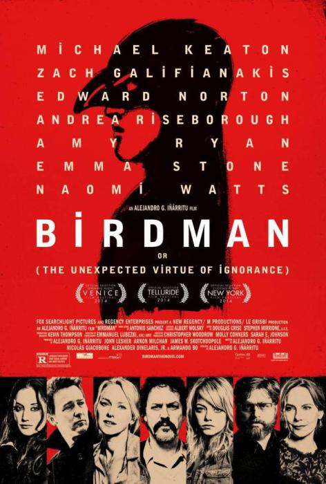 BIRDMAN (FEATURED FILM)