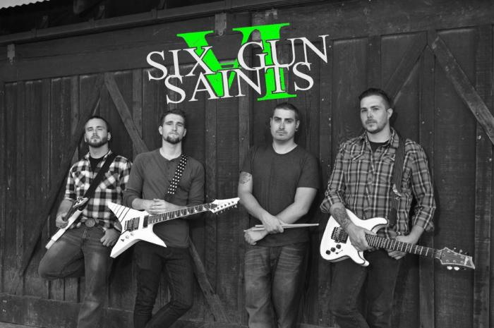 Six Gun Saints, Rusty Cage, Kick Rocks