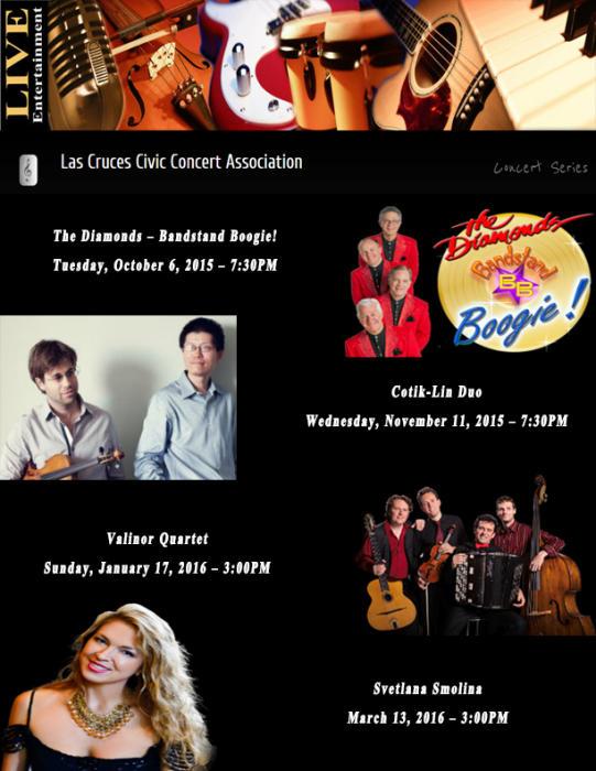Las Cruces Civic Concert Association