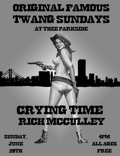 Crying Time, Rich McCulley