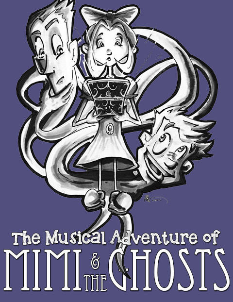 The Musical Adventure of Mimi and the Ghosts