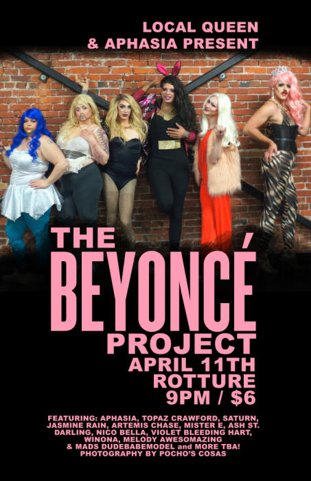 THE BEYONCE PROJECT
