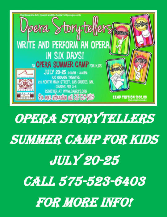 Opera Storytellers