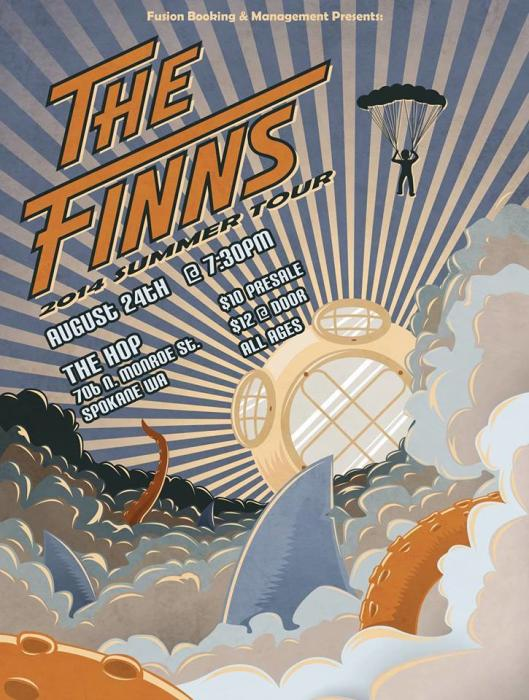 The Finns Tour Kickoff