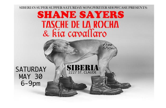 Shane Sayer | Tasche De La Rocha | Kia Cavallaro - EARLY SHOW!!