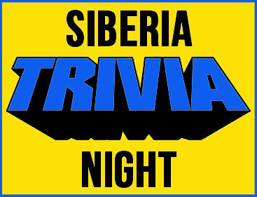 Siberia Music Trivia