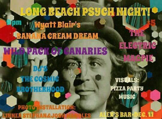 LONG BEACH PSYCH NIGHT FEAT. WYATT BLAIR