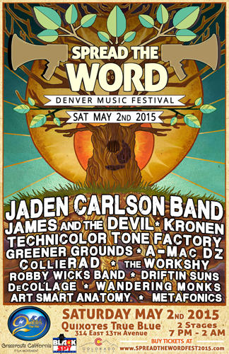 Spread the Word Fest 2015